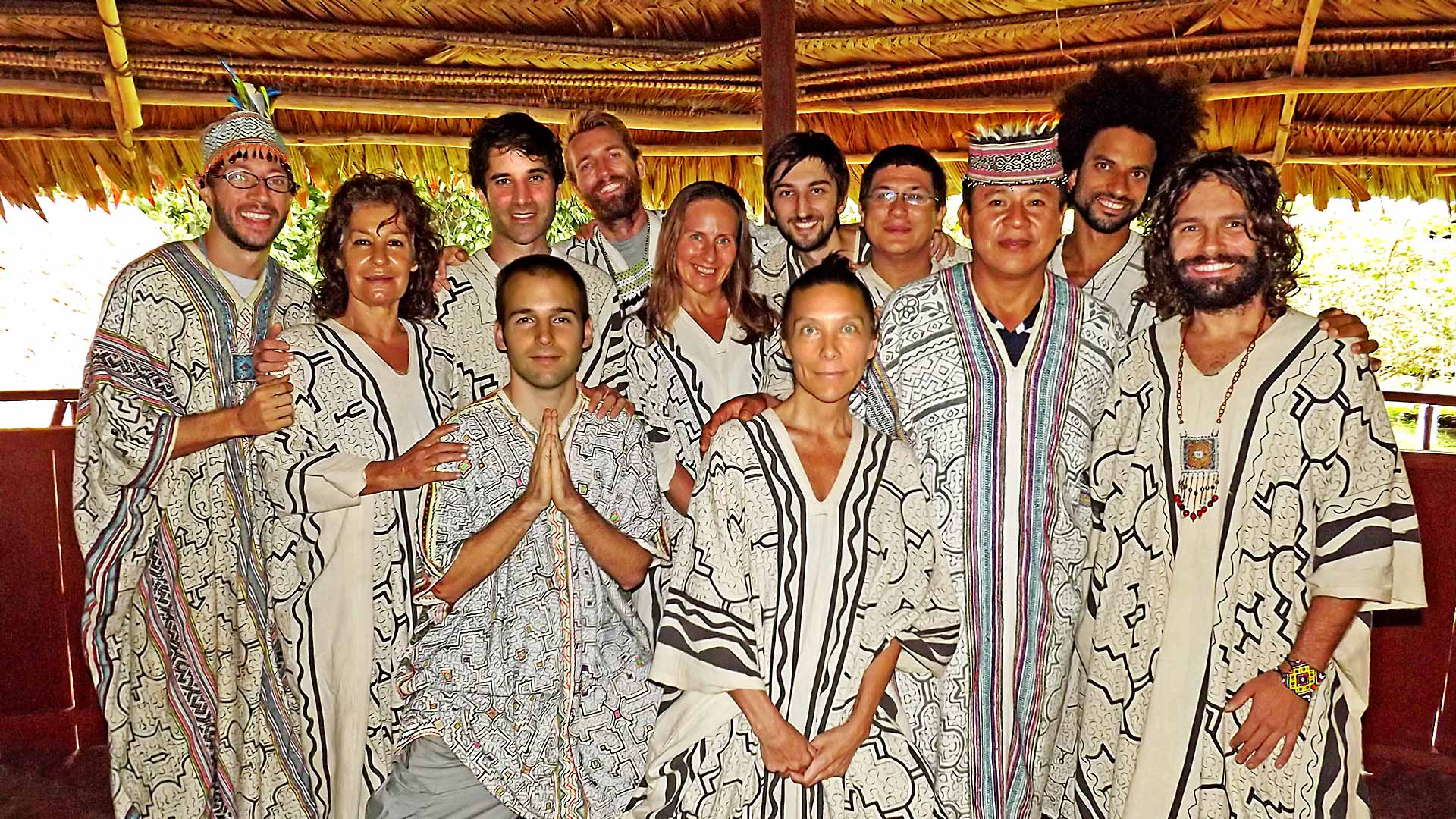 Ayahuasca Foundation Curandero Ayahuasca Initiation course ayahuasca training