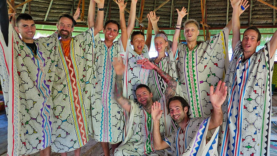 Ayahuasca Foundation Advanced Curandero Ayahuasca Initiation Course Ayahuasca Training