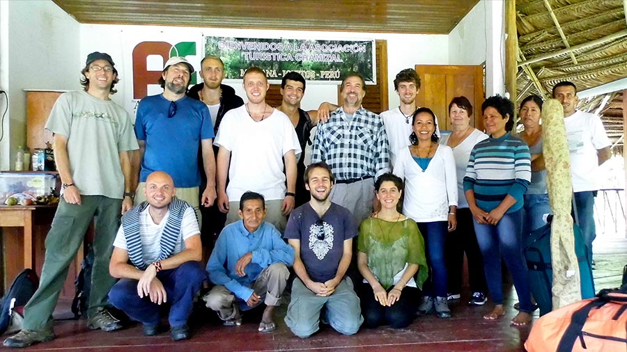 Ayahuasca Foundation's Chamisal Ayahuasca Retreats in Peru