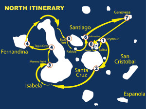 Itinerario Norte Nemo II
